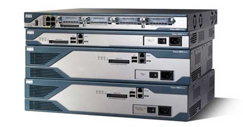 2.el Cisco Router