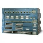 2.el Cisco 3550 Serisi Switch
